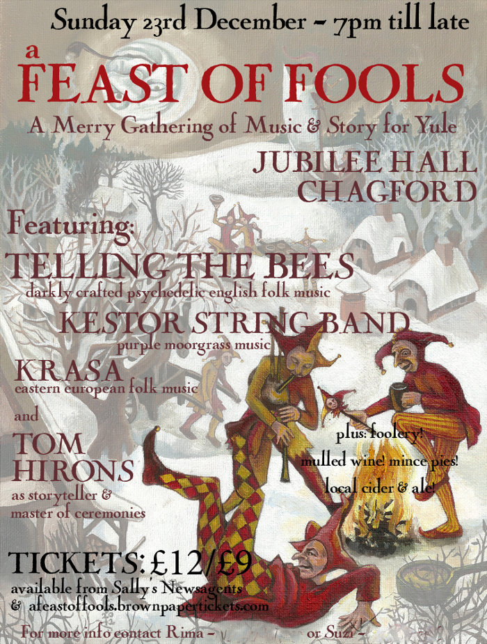 A Feast of Fools - a Winter celebration in 2012
